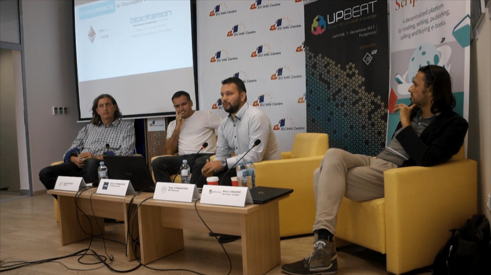 Upbeat Blockchain Meetup